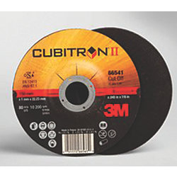 Cubitron II Type 27 Cut-Off Wheel - 6""