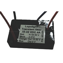 Voltage Transient Filter