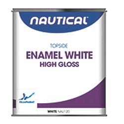 High Gloss White Enamel