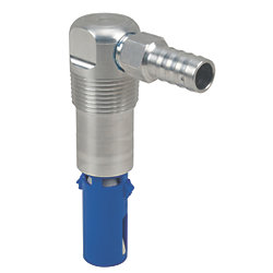 NPTF Threaded Fuel Fill Limit Valves - EPA Compliant
