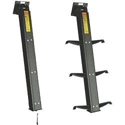 EEz-In II Integrated Transom Ladder - Semi-Automatic