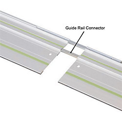 Guide Rail Connector