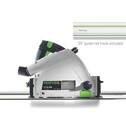 TS 55 REQ Corded Plunge Cut Track Saw - Circular Saw
