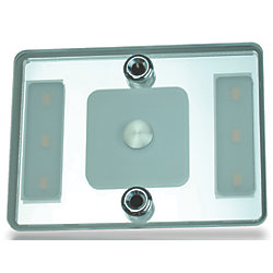 "3"" x 4"" Elegant Rectangular Wall/Ceiling LED Light"