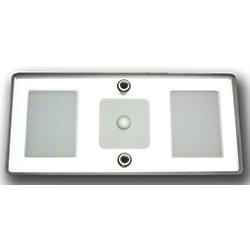"""3-1/2"""" x 8"""" Elegant Rectangular LED Wall/Ceiling Light"""