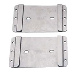 Removable Bases for Dinghy Chocks - Set of 2