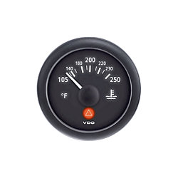 "2-1/16"" Fluid Temperature Gauges"