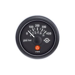 "2-1/16"" Oil Pressure Gauges"