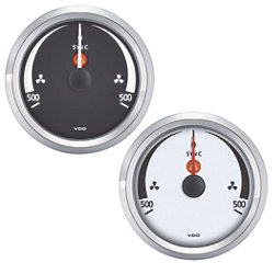 "3-3/8"" Engine Synchronization Indicator Gauges"