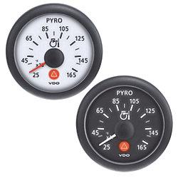 "2-1/16"" Pyrometer 1650 Degrees F"
