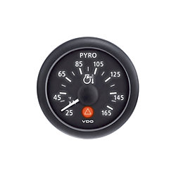 "2-1/16"" Pyrometer 1650 Degrees F"