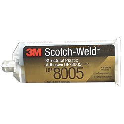 250ML CLR SCOTCH-WELD ADHESIVE DP8005