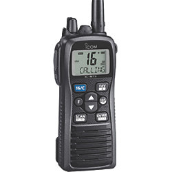 IC-M73 Handheld VHF Radio