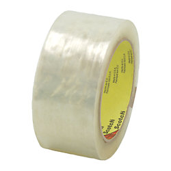 3723 Cold Temperature Box Sealing Tape - Clear