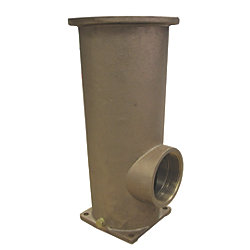 Replacement Bronze Enclosure for AARGA Style Sea Strainers