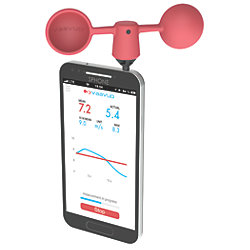 Vaavud 1 Wind Meter for Smart Phones