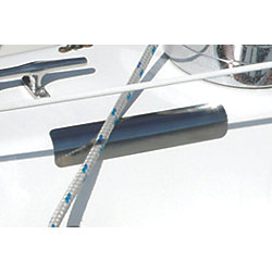 Chafe Guard - Flexible 316 Stainless Steel Rub Strake