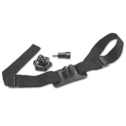 VIRB Camera Mounting Strap for Vented Helmets