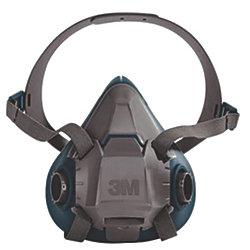 6500 Series Low Profile Half Facepiece Respirator