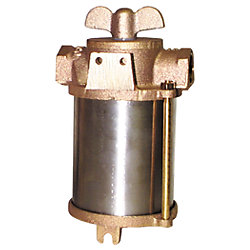 ASA Series Raw Water Strainer - with SS Enclosure