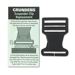Replacement Clip for Suspenders