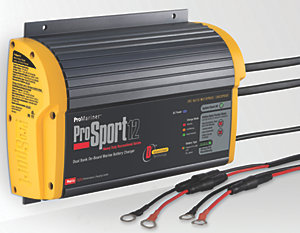 ProSport Battery Charger from ProMariner