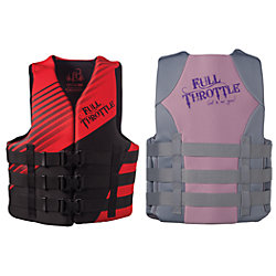Discontinued: 1420 Adult Dual-Sized Rapid-Dry Vest