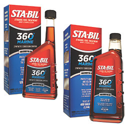 360 Degree Marine - Ethanol Fuel Treatment and Stabilizer