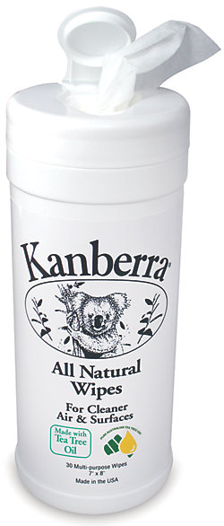 Kanberra All Natural Wipes