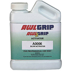 AwlBrite Acrylic Urethane Varnish - A0006 Slow Spray Activator Only