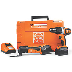 Professional Pack Cordless Tool Double Pack