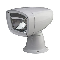 "8"" Halogen Spot/Flood Light - 2500 Lumens"