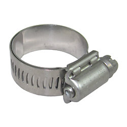 316 SS Breeze Aero-Seal Lined Hose Clamps
