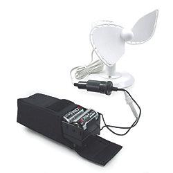 Hurricane Emergency Fan & Battery Pack
