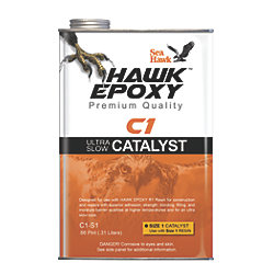 Hawk Epoxy C1 Ultra Slow Cure Catalyst