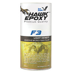 Hawk Epoxy F3 Light Density Adhesive Micro Fiber Filler