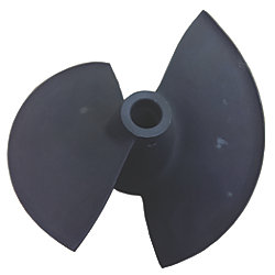 12in Aluminum Propeller