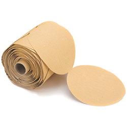 "Bulldog Gold 5"" PSA Sanding Discs"