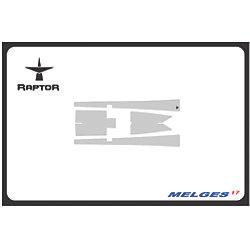 No Longer Available: Raptor 5 mm Economy One-Design Floor Grip Kits