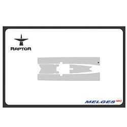 Raptor 5 mm Economy One-Design Floor Grip Kits
