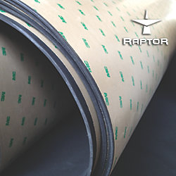 Raptor 2 mm FlatStock - Non-Slip Decking Sheets