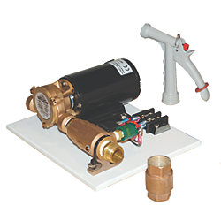 12V 6.5GPM DECK WASH KIT W/SPO-60-N PUMP
