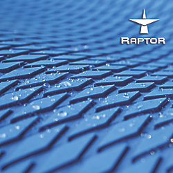 No Longer Available: Raptor 5 mm Premium FlatStock - Non-Slip Decking Sheets