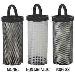 MONEL FILTER BASKET F/VD-1500