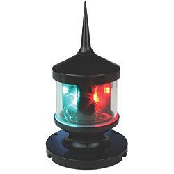 Ultra Light LED Navigation Tri-Color, Anchor & Emergency Flash