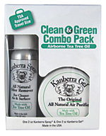 Kanberra Gel Clean & Green Combo Pack