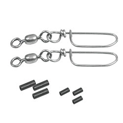 1152 Downrigger Cable Large Coastlock Snap Terminals