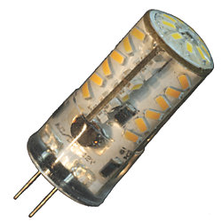 G4 Bottom Pin Silicon Encapsulated LED Light Bulb