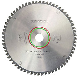 Discontinued: Miter & Track Saw Blades