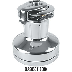 Two Speed Stainless Steel Self-Tailing Winches - All Stainless